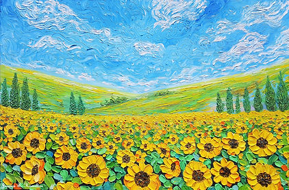 Sunflower Field Signed.jpg