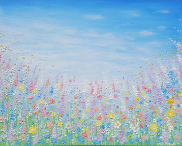 Tender Summer Blossoms