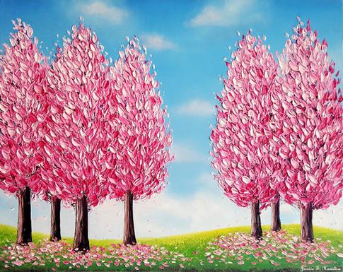 Happy Cherry Trees