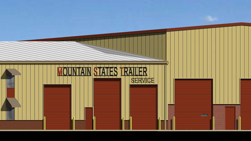MOUNTAIN STATES TRAILER