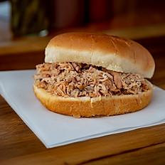 Chopped Pork Sandwich Regular Size