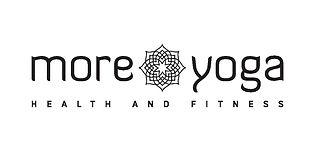 MoreYoga Health and Fitness Logo_BLACK (