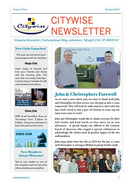 Citywise Newsletter - Oct 2019.jpg