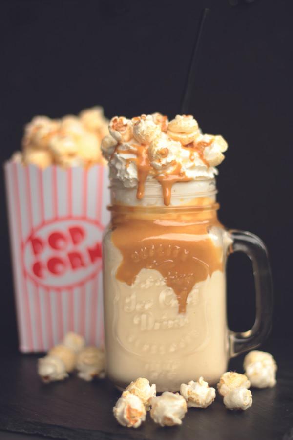 Popcorn Milkshake