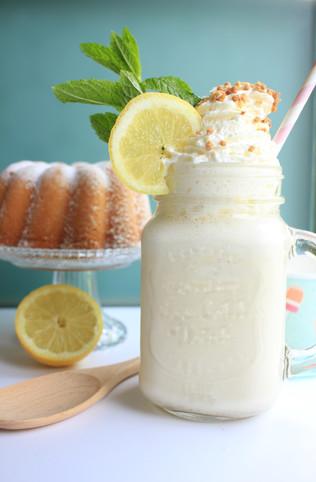 Lemon Cake Milkshake