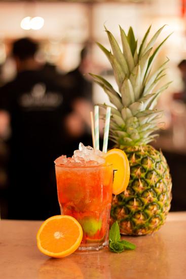 Fruchtige Cocktails auf unserer Cocktailkarte