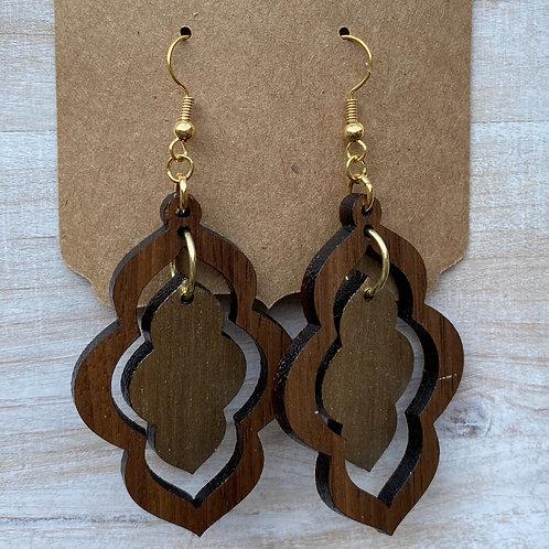 Moroccan Earrings - Large