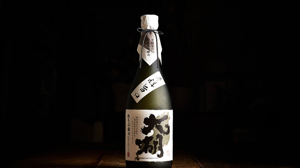 Premium Junmai Daiginjo Umakuchi    純米大吟釀芳醇旨口