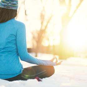 Winter Solstice Celebration - Candlelight Restorative Yoga & Meditation