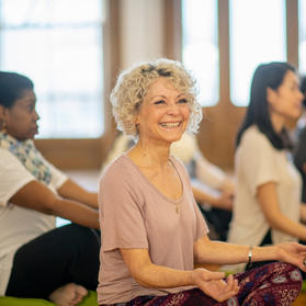 Mobility + Mindfulness after 40