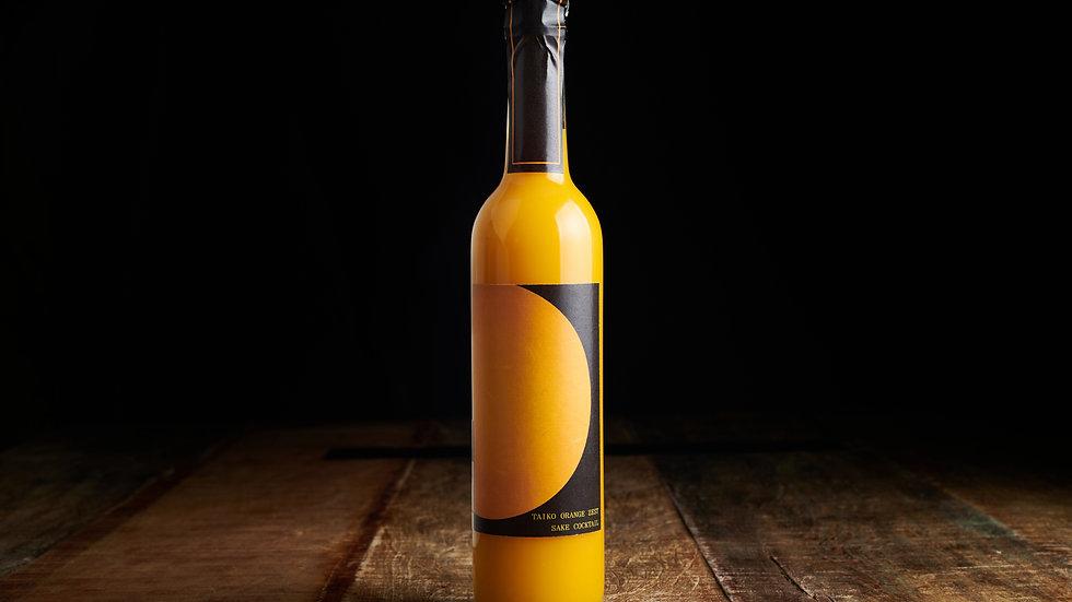 100% Real Orange Sake  100%純橙酒