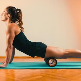 Foam Roller Yoga