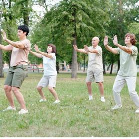 Qigong for Health & Happiness
