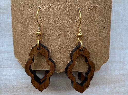 Moroccan Earrings - Small