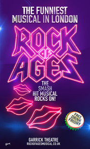 Rock of Ages the Musical campaign
