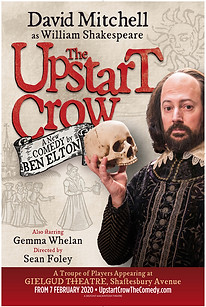 Upstart Crow, David Mitchell