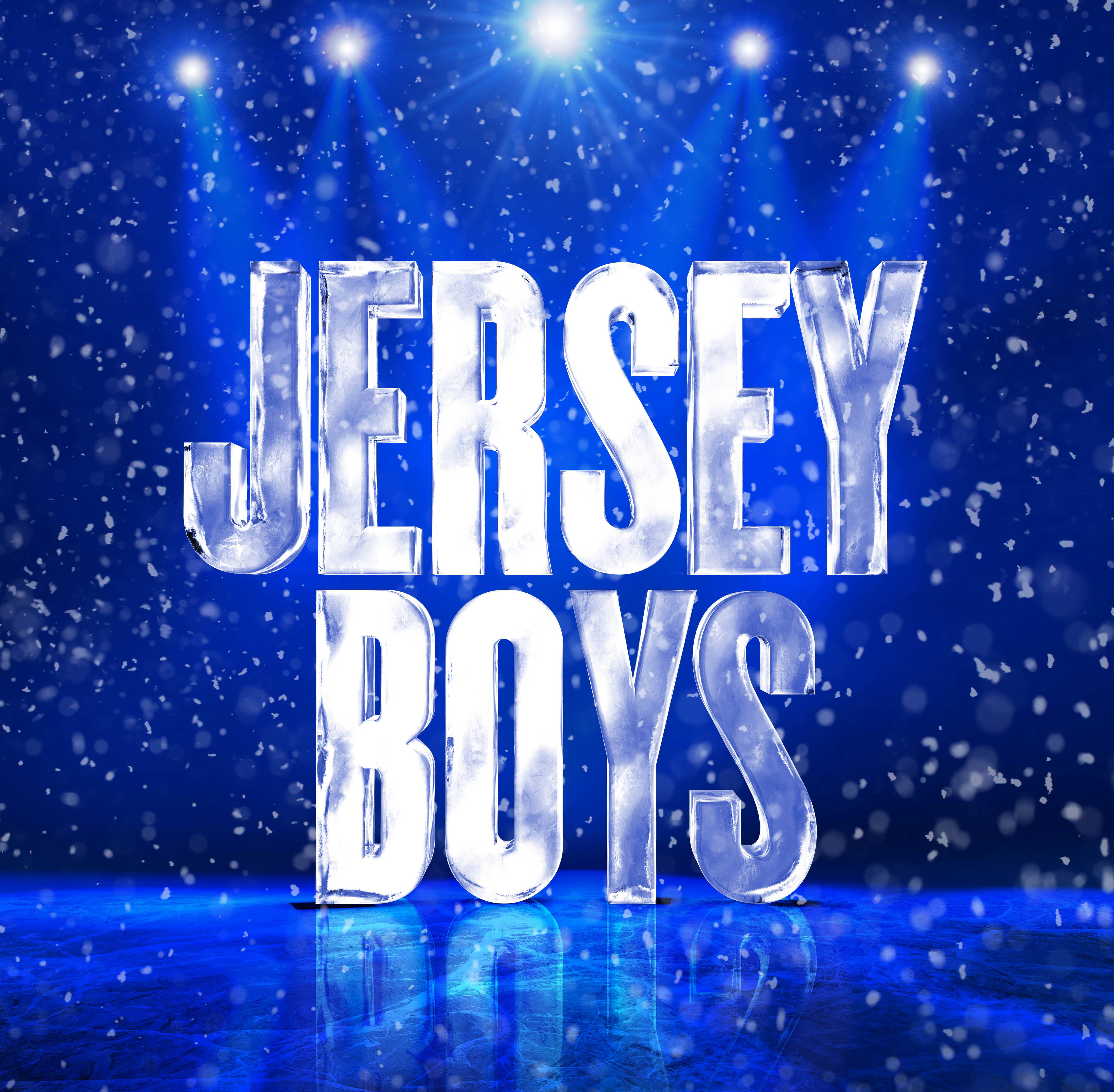 Jersey Boys Ice Logo