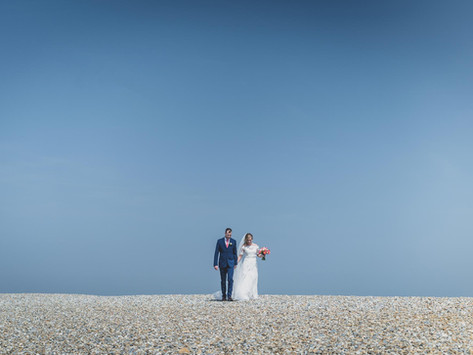 Erica & Michael, Thorpeness Country Club, Suffolk