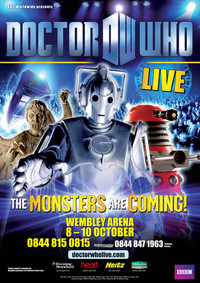 Dr Who Live Experience