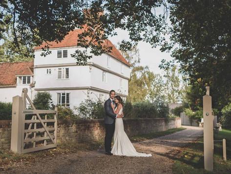 September Wedding at Houchins