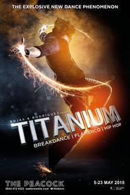 Titanium Breakdancing
