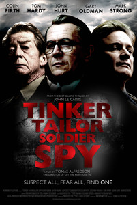 Tinker Taylor Soldier Spy