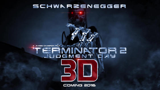 Terminator 2 Teaser