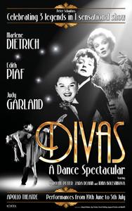 Divas A Dance Spectacular