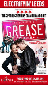 Grease the tour