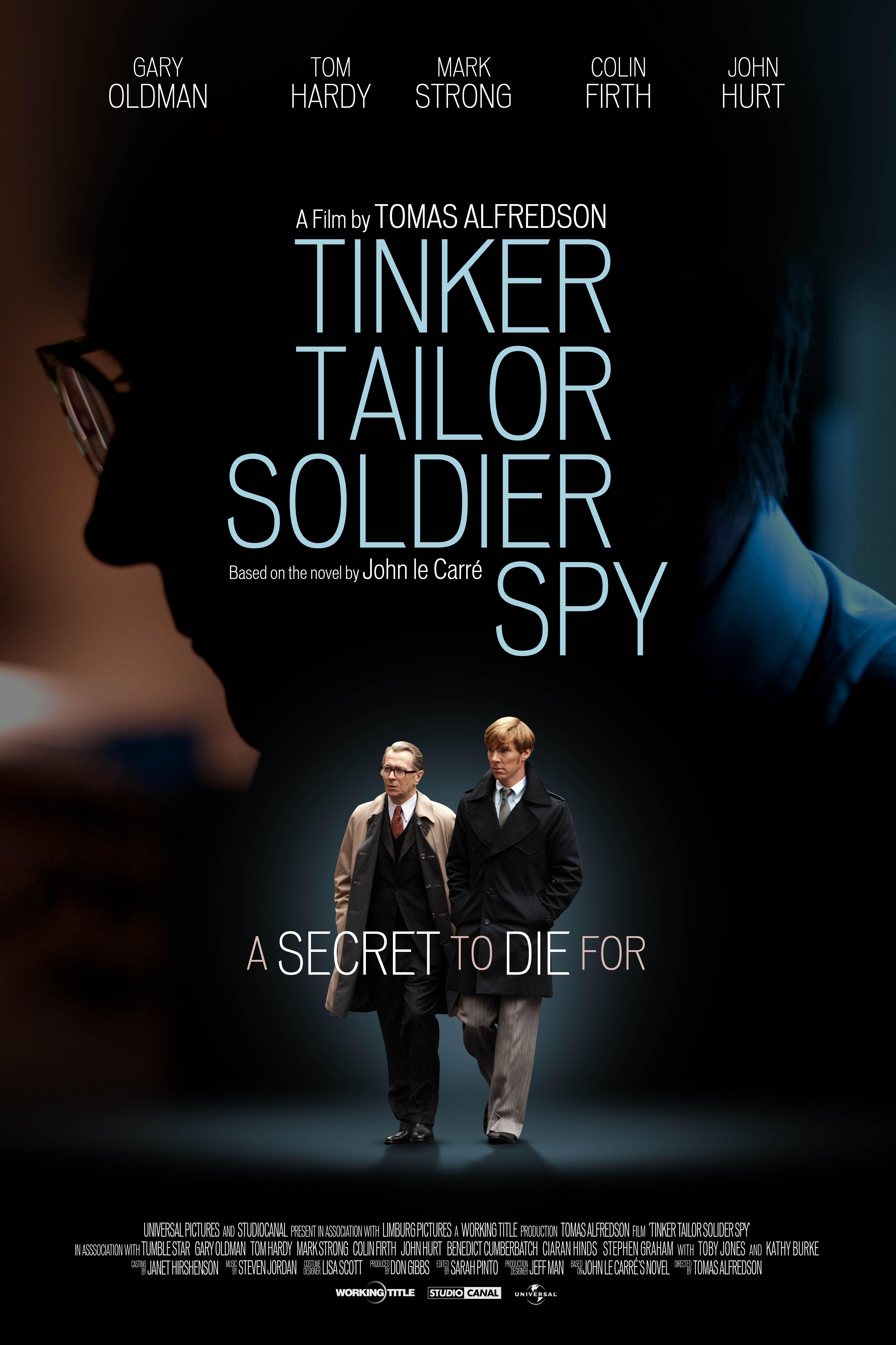 Tinker Tailor Solider Spy
