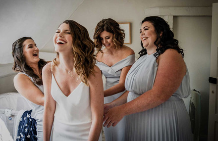 Bridal Party Houchins