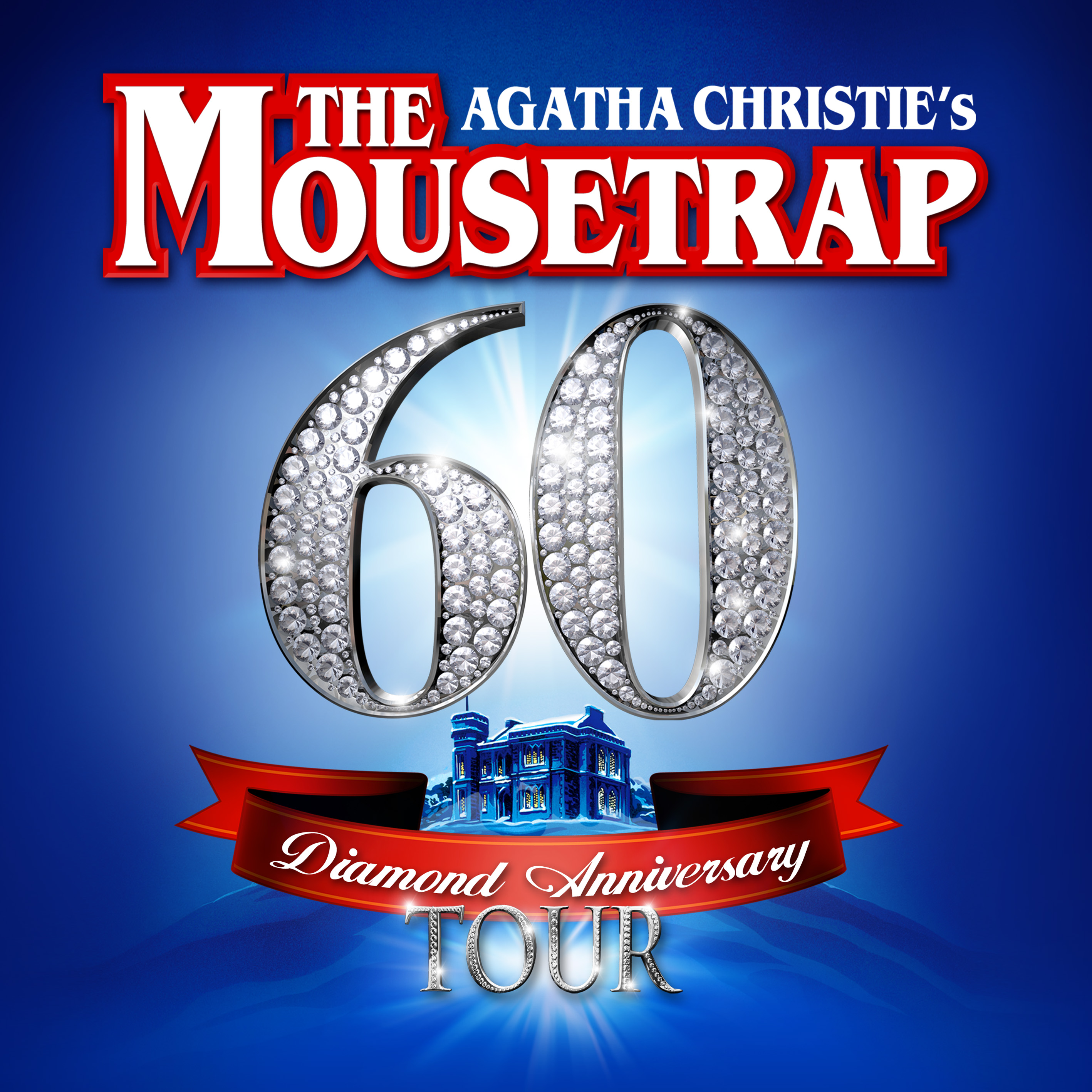 Mouse Trap, 60th Anniversary