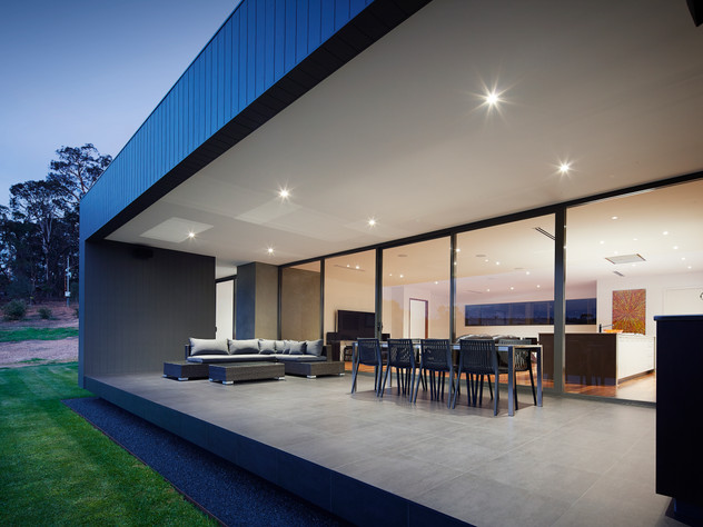 cubist cottage