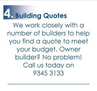 Building Quotations