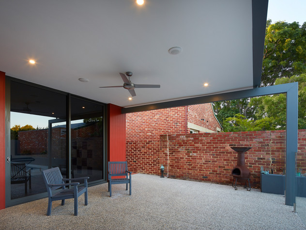 claremont residence