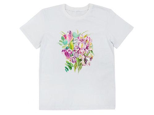 T-Shirt Flowerhead