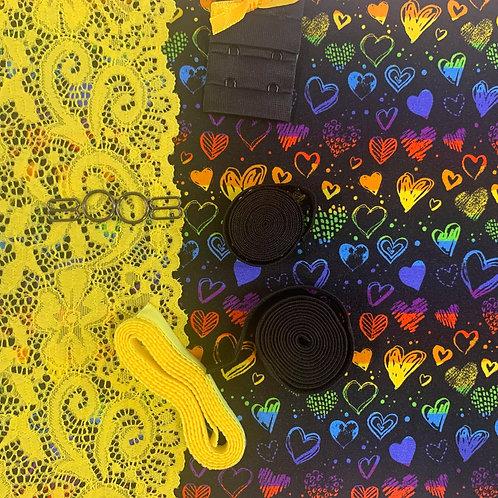 Love Bomb - Bralette Kit
