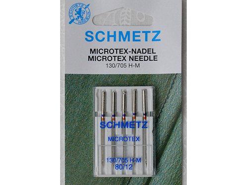 Schmetz Microtex Needle 80