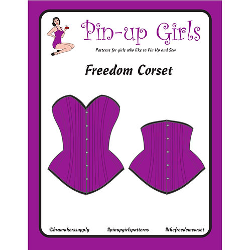 """Freedom"" Corset Pattern"