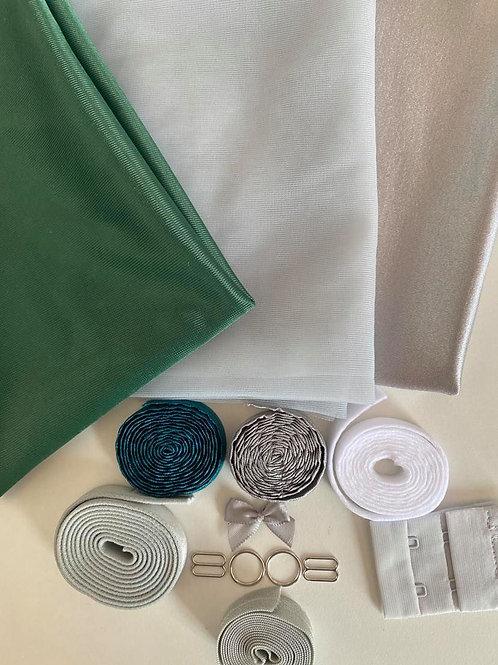 Winter Forest Bra Making Kit