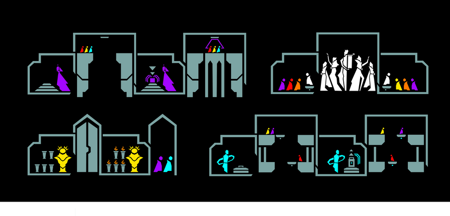 Character Ability Glyphs