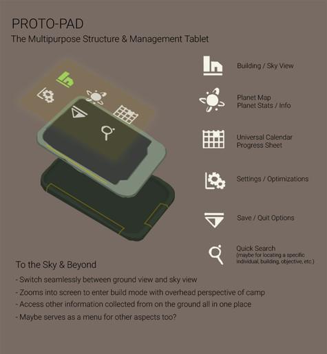 Protopad Concept