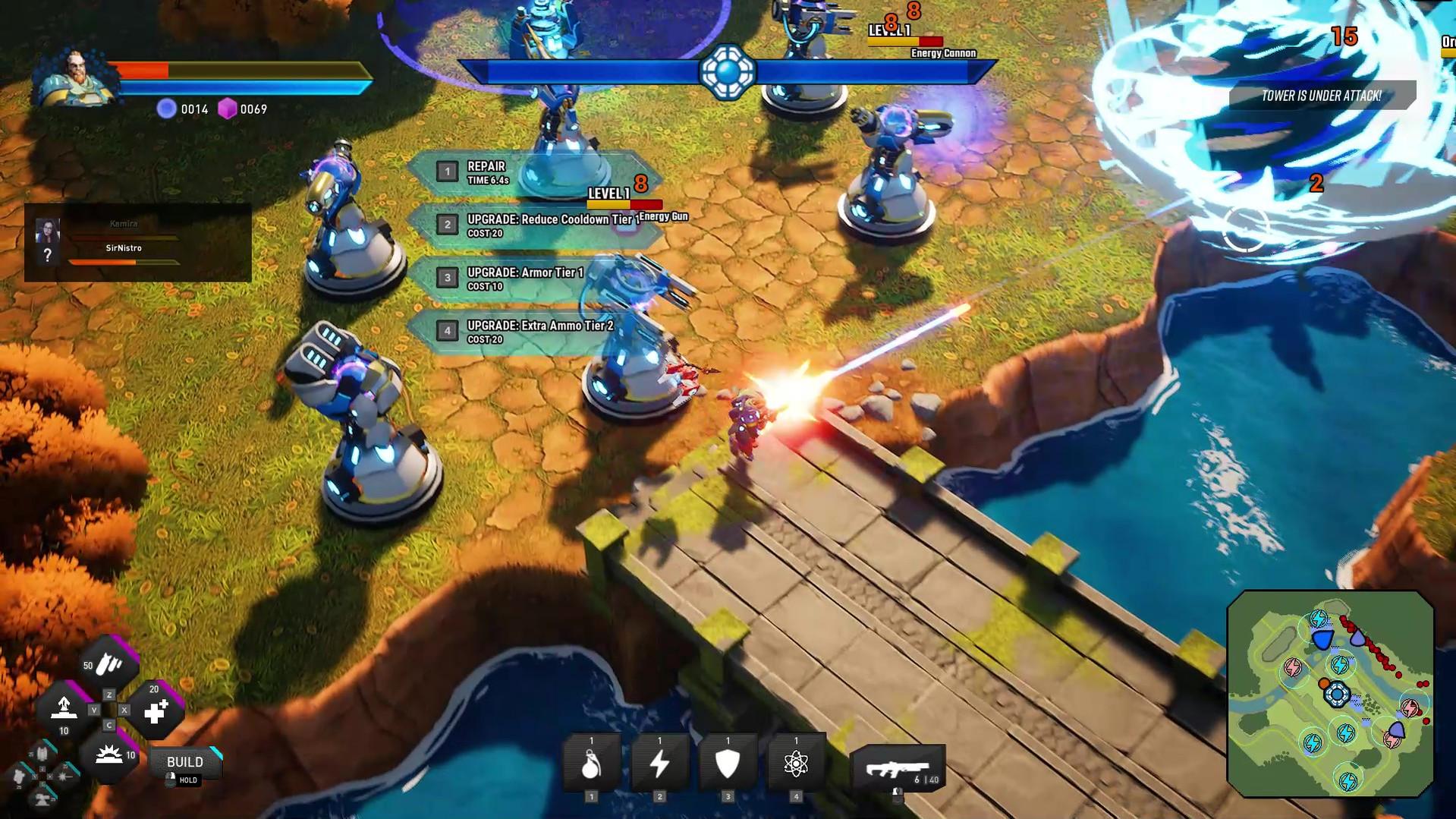 Wardens Gameplay