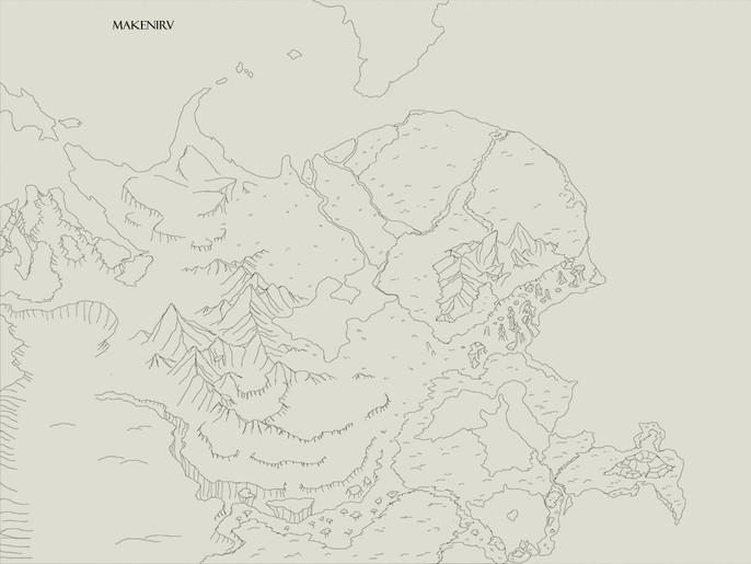 Makenirv Map (Rough)