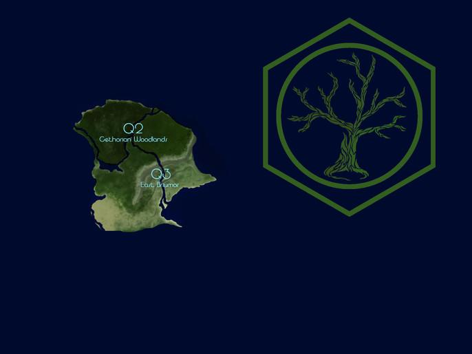 Sylvan Provinces