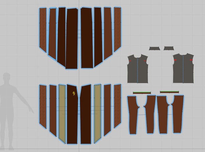 Filemot 2D Patternmaking