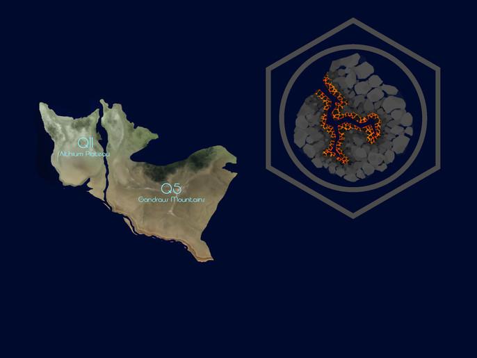 Archaean Provinces