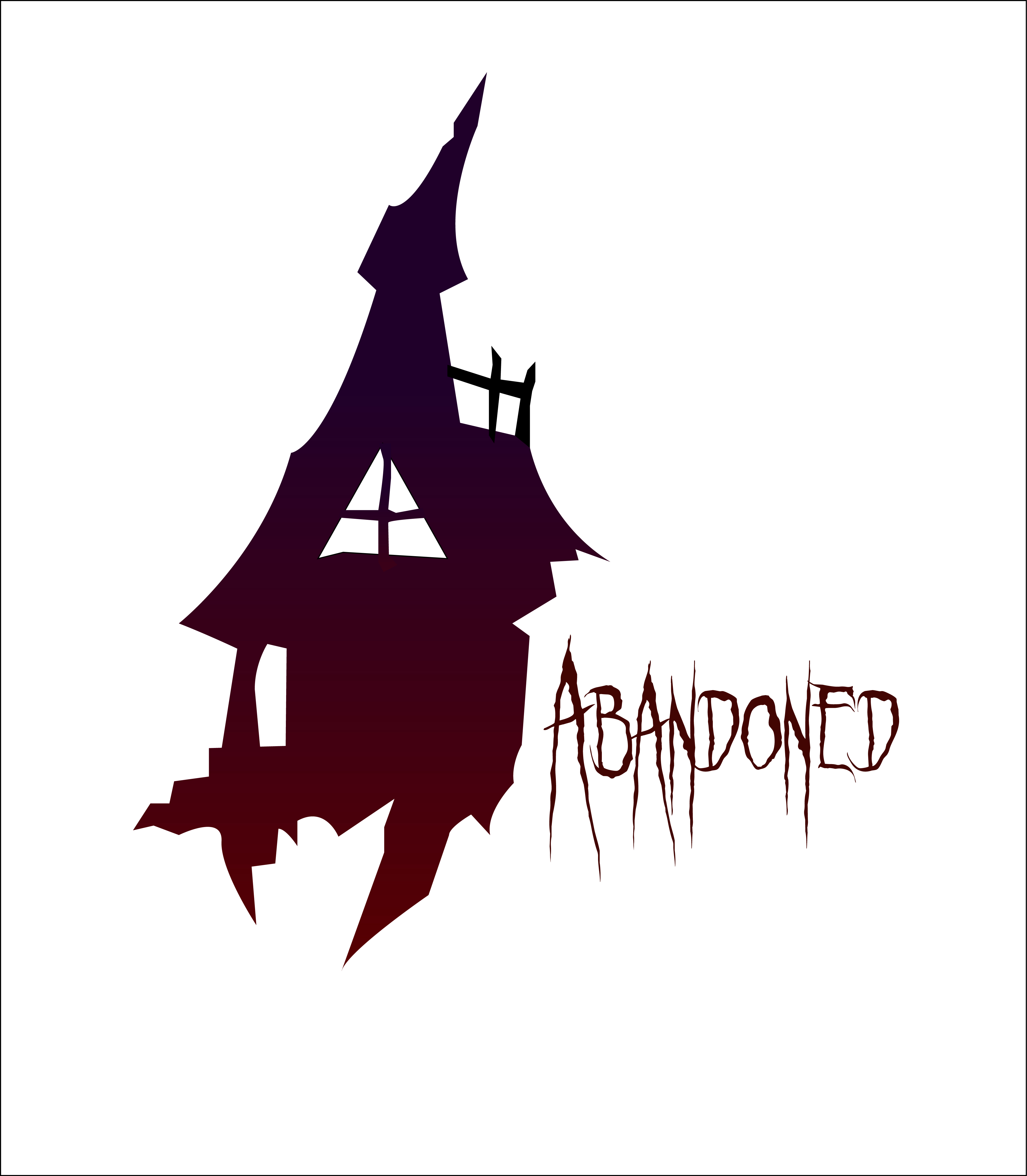 Abandoned Game Logo