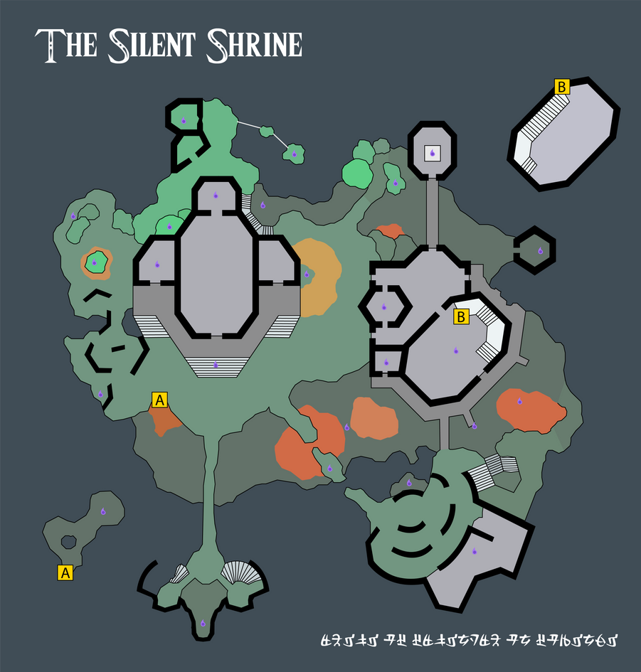 Silent Shrine Level Concept