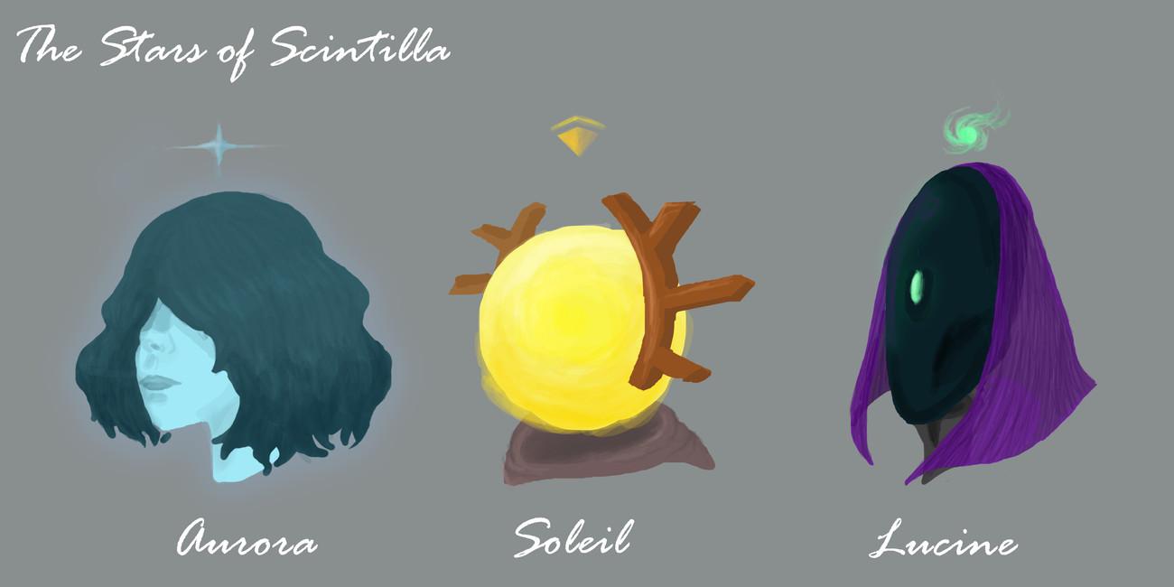 The Stars of Scintilla
